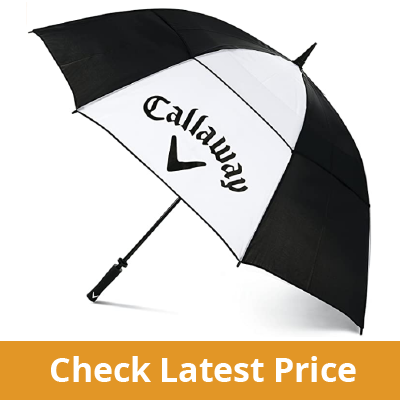 "Callaway Clean 60"" Double Canopy Umbrella review"