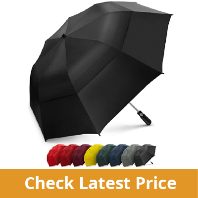 EEZ-Y 58 Inch Folding Golf Umbrella review