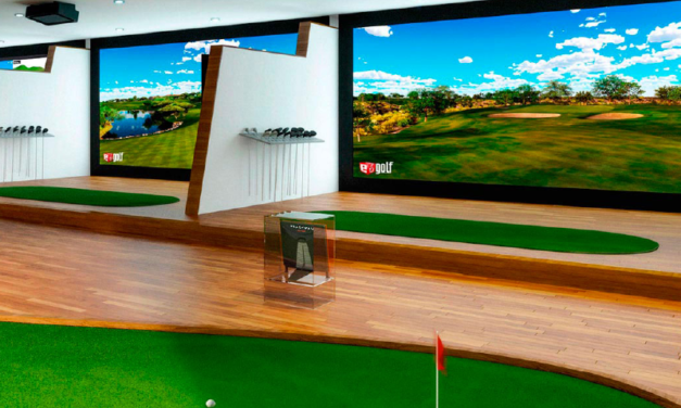 How Golf Simulators Work?