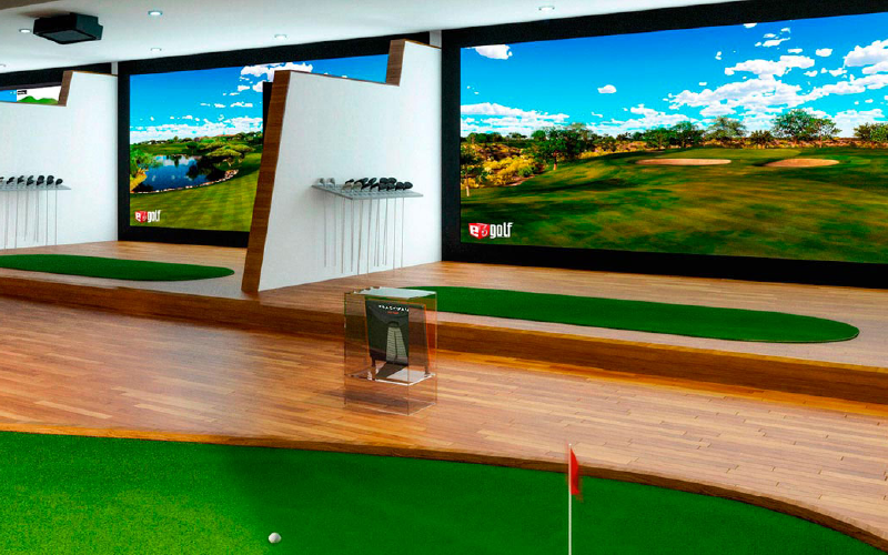 How Golf Simulators Work?