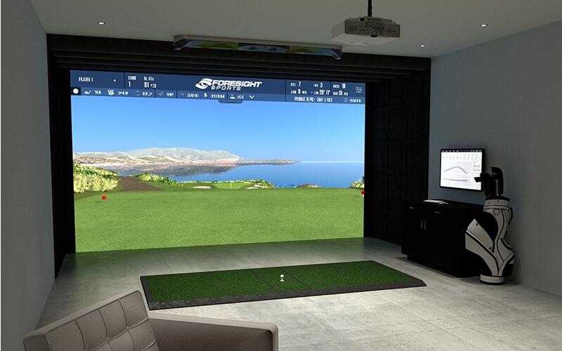 Foresight Golf Simulator Review