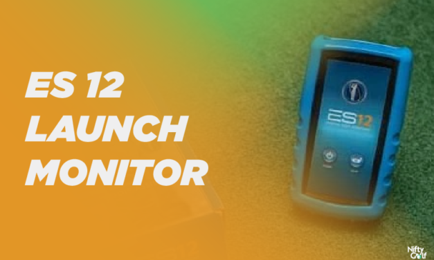 Ernest Sports ES12 Launch Monitor Review