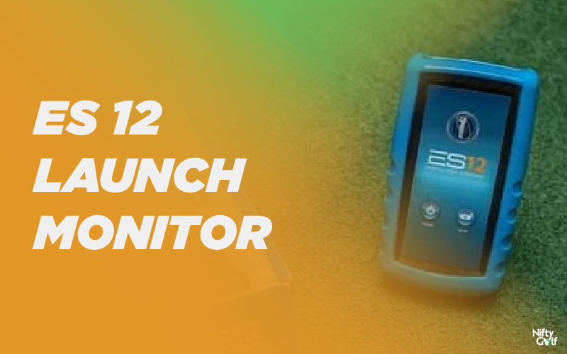 ES12 Launch Monitor Review