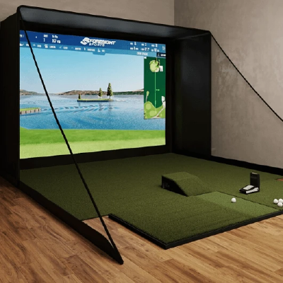 Foresight Sports GC2 SIG12 Golf Simulator Review