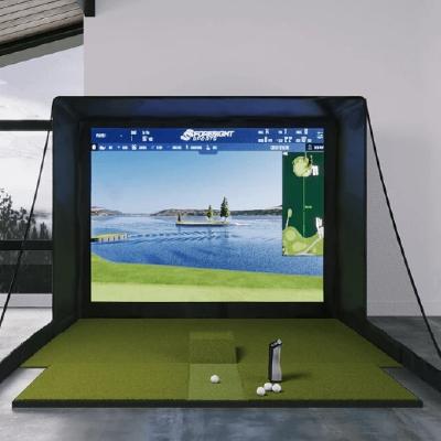 Foresight Sports GCQuad SIG10 Golf Simulator Review