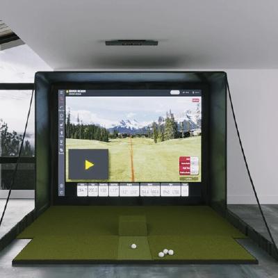 Uneekor EYE XO SIG10 Golf Simulator Review