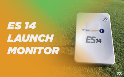 Ernest Sports ES14 Launch Monitor Review