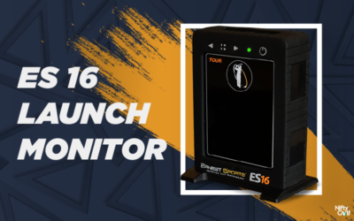 Ernest Sports ES16 Launch Monitor