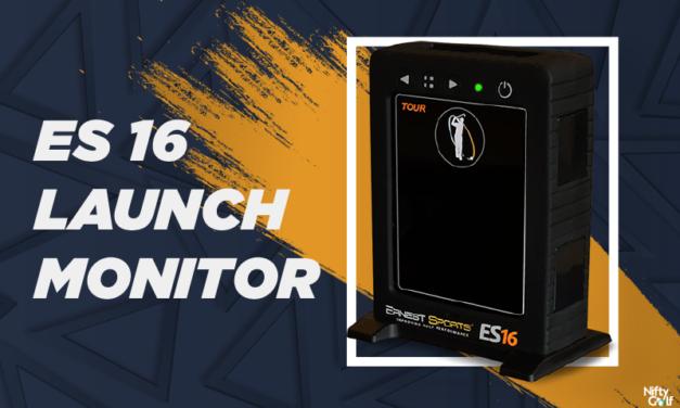 Ernest Sports ES16 Launch Monitor