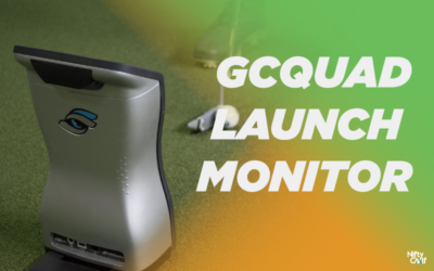 GCQuad Launch Monitor Review