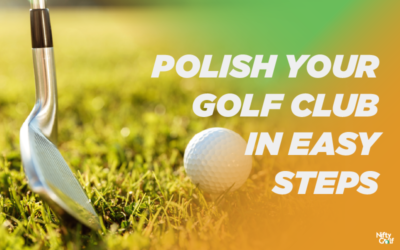 Polish Your Golf Club In 8 Easy Steps