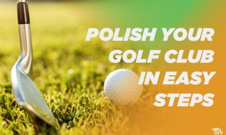 Polish Your Golf Club In 8 Easy Steps