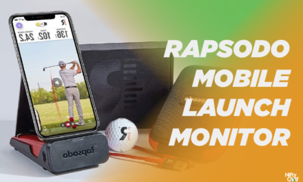 Mobile Launch Monitor By Rapsodo Reviewed