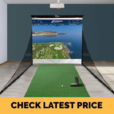GC2 Practice Golf Simulator Package Review