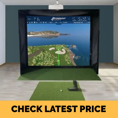 GC2 Budget Golf Simulator Package Review