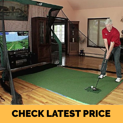 OptiShot 2 Practice Golf Simulator Package Review