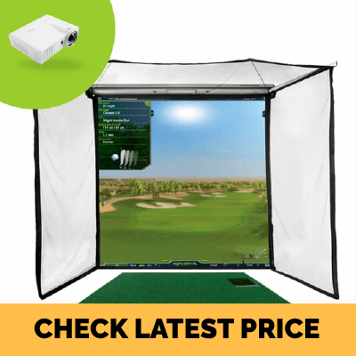 OptiShot 2 Golf In A Box Pro Simulator Package Review