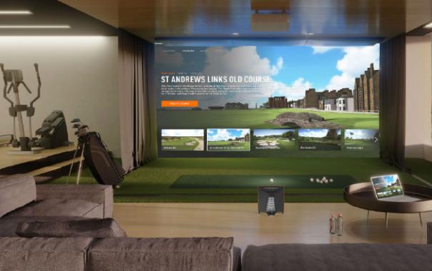 Top-Golf-Simulator