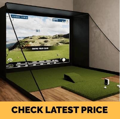 SkyTrak SIG12 Golf Simulator Review