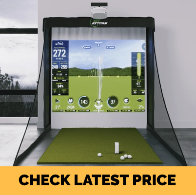 SkyTrak SIG8 Golf Simulator Package Review