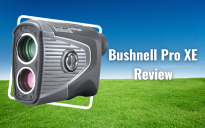 Bushnell Pro XE Golf Laser Rangefinder Review