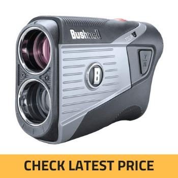 Bushnell Tour V5 Golf Laser Rangefinder Review