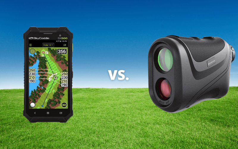 Golf GPS vs. Rangefinder: Which One Should You Choose?