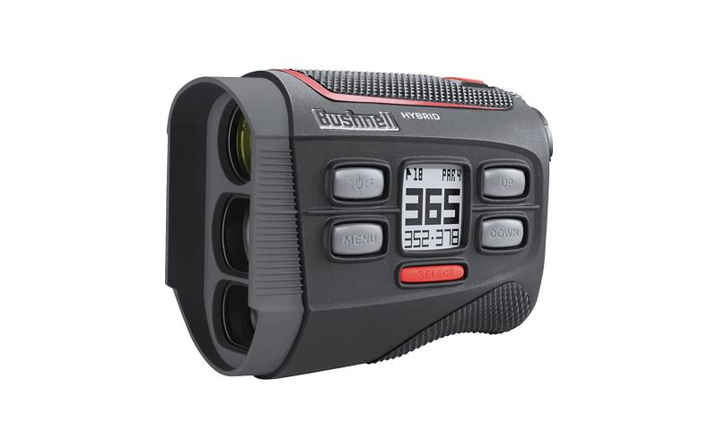 Hybrid GPS Rangefinder