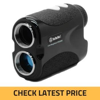 TecTecTec Laser Golf Rangefinder VPRO500S Review