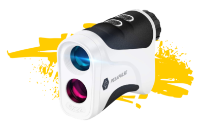 PEAKPULSE Golf Laser Rangefinder Review