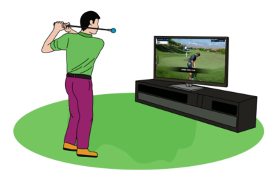 Phigolf Mobile and Home Smart Golf Game Simulator Review