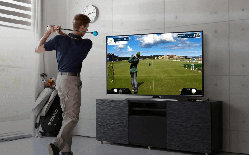 Phigolf Mobile Golf Simulator