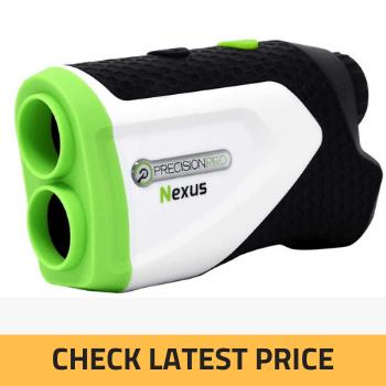 Precision Pro Nexus Rangefinder Review
