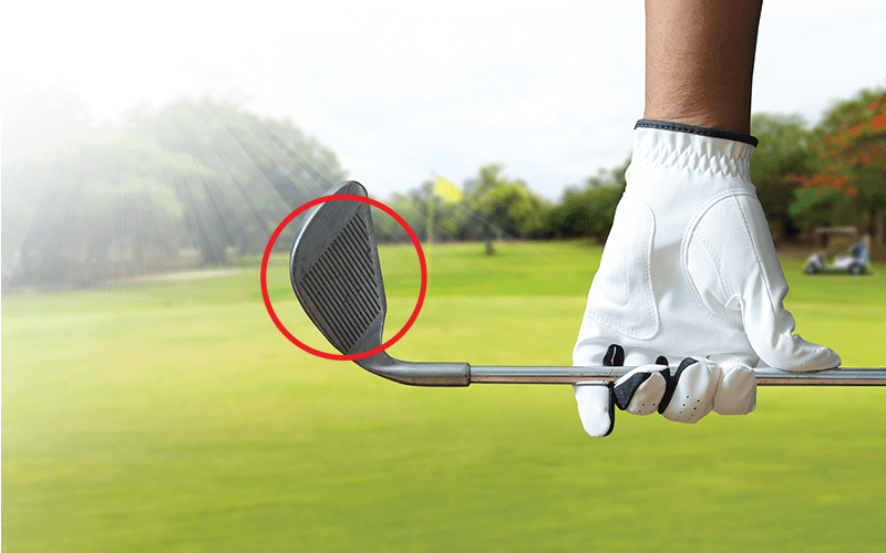 What Are Golf Club Grooves