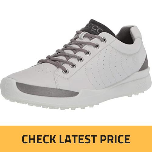 ECCO Men's Biom Hybrid Hydromax Golf Shoe For Wide Feet Review