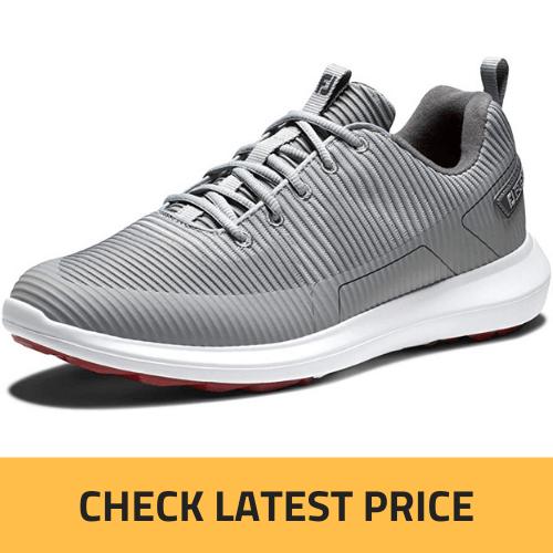 FootJoy Men's Fj Flex XP Wide-width Golf Shoes Review