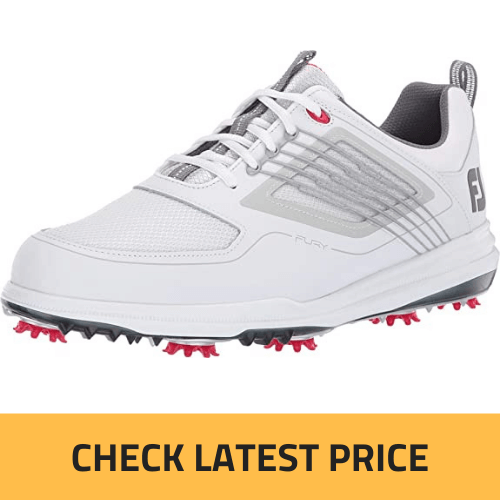 FootJoy Men's Fury Golf Shoes For Wide Feet Review