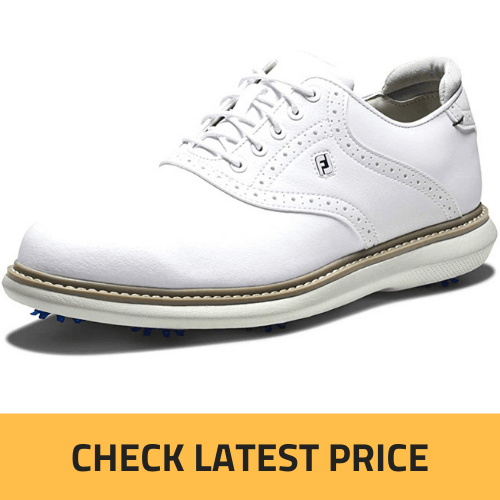 FootJoy Men's Traditions Wide Golf Shoe Review