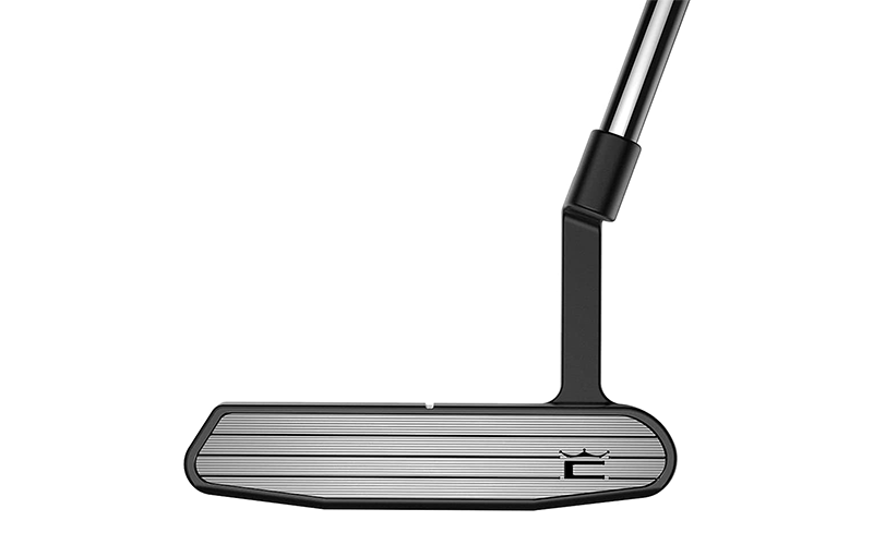 Groove-faced putter