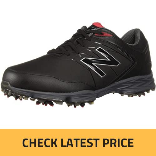New Balance Men's Striker Wide-width Golf Shoe Review