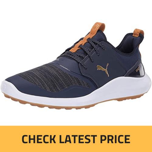 PUMA Men's Ignite Nxt Lace Wide-Width Golf Shoe Review
