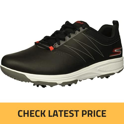 Skechers Go Golf Men's Torque Golf Shoe For Wide Feet Review