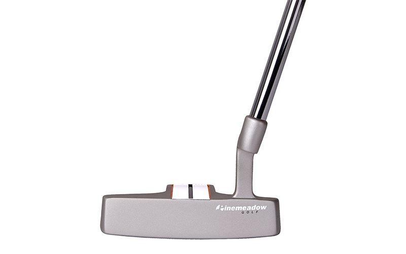 Smooth-faced putter