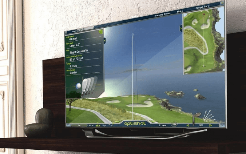 Best Affordable Golf Simulators under $5000