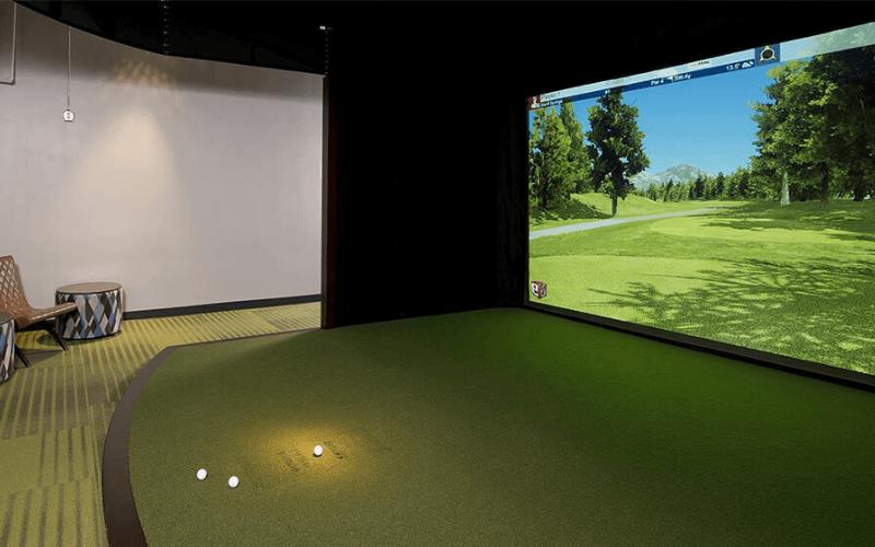 Best Commercial Golf Simulators Review