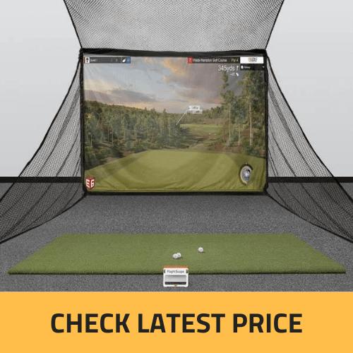 FlightScope Mevo+ HomeBay Golf Simulator Review