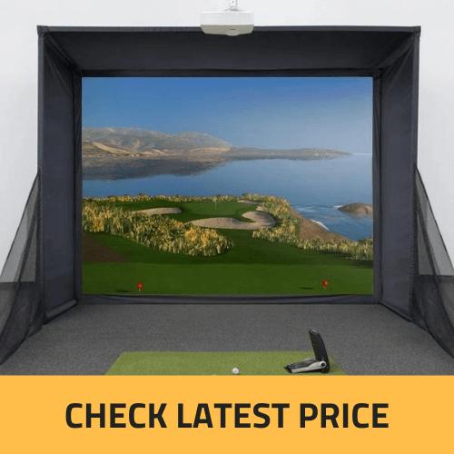 GC2 SwingBay Golf Simulator Review