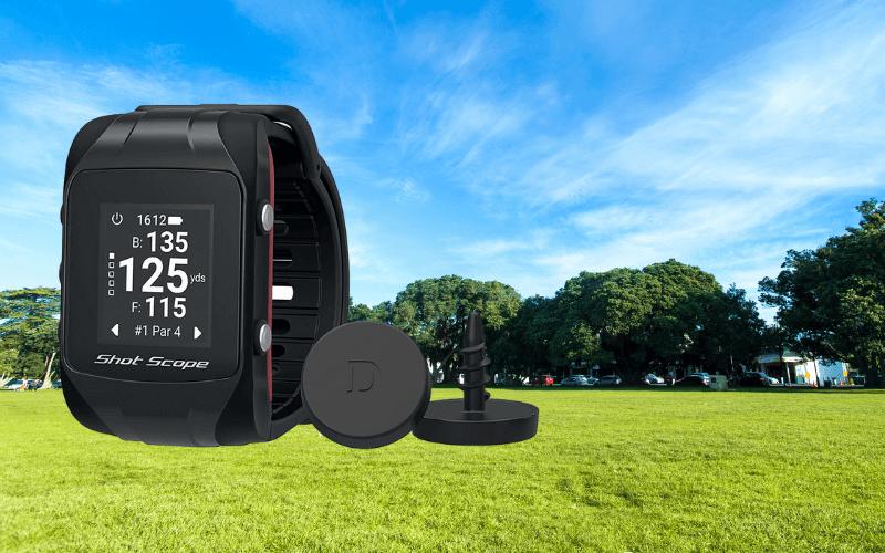 Shot Scope V2 Smart GPS Golf Watch Review