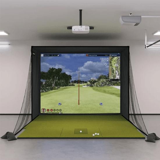 uneekor eye xo golf simulator