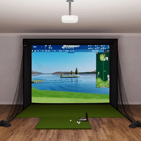 foresight gc2 golf simulator